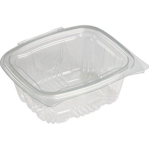linpac cf688 à salade de RPET conteneurs (Pack de 500)