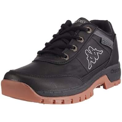 Kappa BRIGHT LOW Footwear unisex, Unisex-Erwachsene Sneakers, Schwarz (1111 black), 40 EU