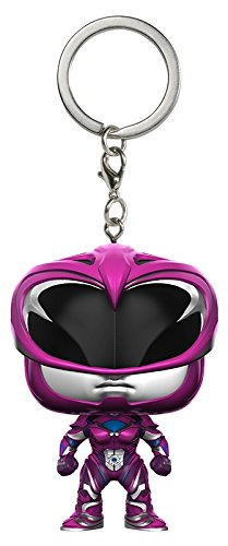 FunKo 12348 Schlüsselanhänger Figur Power Rangers Movie: Pink Ranger