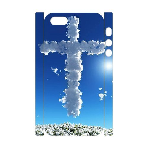 LP-LG Phone Case Of Jesus Christ Cross For iPhone 5,5S [Pattern-6] Pattern-2