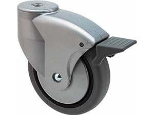 Roulette pivotante, 70kg, ø 100mm de haute qualité