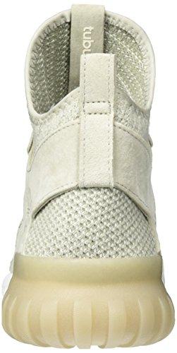 adidas Herren Tubular X Pk Hohe Sneaker Beige (SESAME/Clear Brown/Trace Cargo)