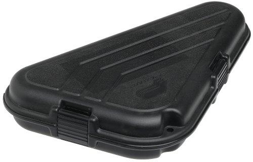 Shaped Pistol Case - Large - Black