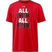 Under Armour Men's Ua All Pain All Gain Ss T Short-Sleeve Shirt