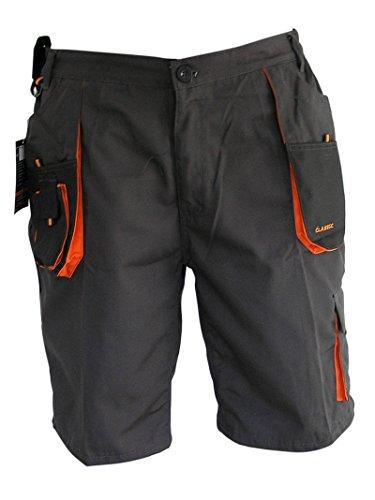 Arbeitsshorts CLASSIC, Shorts, 270g/m2, graphit, Gr. 46-60 (58)