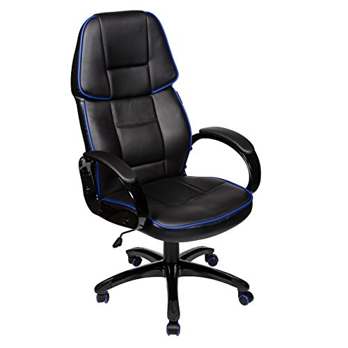 cherry-tree-furniture-high-back-black-pu-leather-executive-office-chair-with-blue-pipeline-border