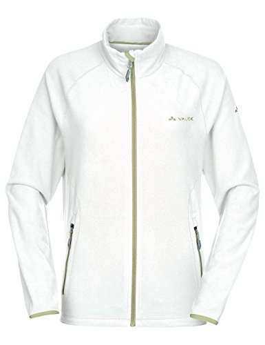 Vaude Damen Smaland  Jacke, weiß (white uni), 38 EU (Herstellergröße:S)