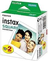 Fujifilm Instax Square WW2 Film, ISO 800, Helder, 2 x 10 Foto's