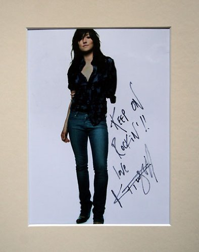 kt-tunstall-signed-autograph-photo-print-in-mount