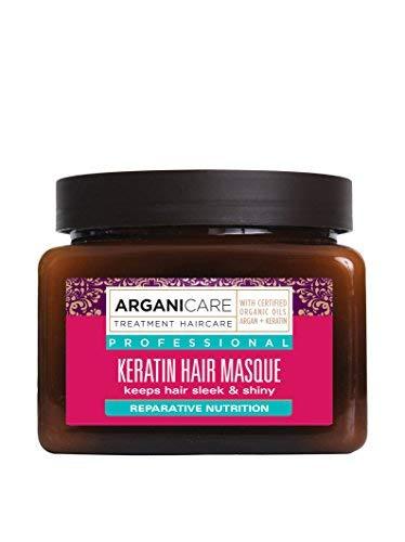 ArganiCARE Haarkur Keratin 500 ml, Preis/100 ml: 4.39 EUR -
