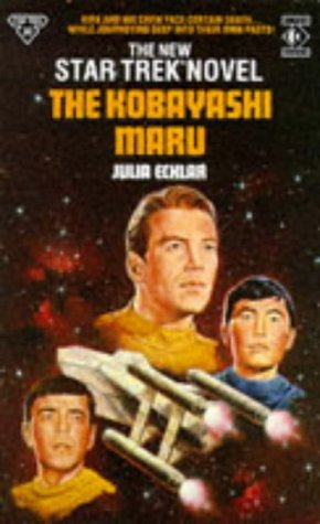 Cover of Kobayashi Maru (Star Trek)