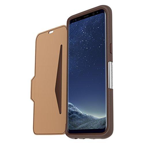 OtterBox Strada-Serie für Samsung Galaxy S8, espresso (Samsung Galaxy S 3 Otterbox)