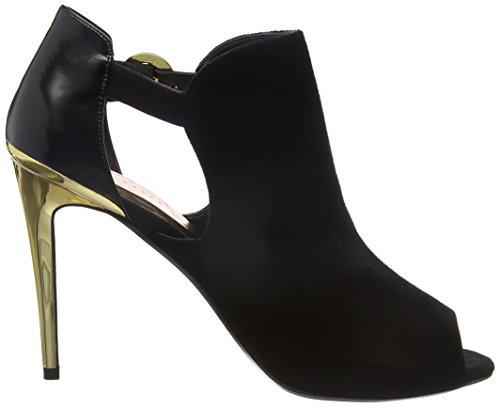 Ted Baker Sandrouse, Pumps  Femme Noir (Black/Gold)