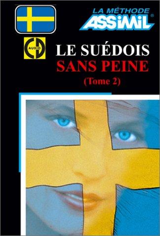Le Suédois sans peine, tome 2 (1 livre + coffret de 4 CD)