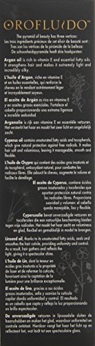 OROFLUIDO Original Elixir Brillance Protection Couleur Huile d'Argan pour Cheveux Ternes, 100 ml image 1