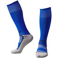Cotton Light Quick-drying Football Socks For Boys 6-7 Years Old