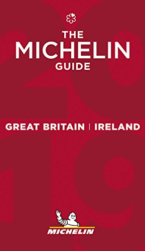 Guide Michelin Great Britain & Ireland 2018 par Michelin