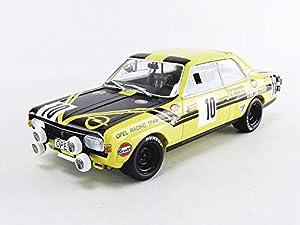 Minichamps 155704610 Opel Commodore A Steinmetz-Kauhsen/Fröhlich-24h SPA 1970, Multi 1:18 Pantalla de proyección