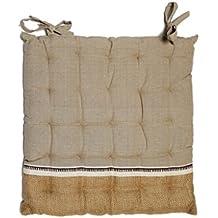 Amazon.it: cuscini per sedie cucina - Soleil d\'ocre