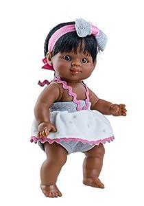Paola Reina Ropa muñeca paolita Flori Africana 21 cm, 50661
