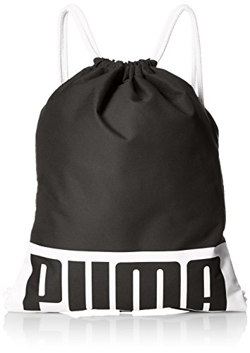 Puma Unisex Deck Gym Saco Turn Bolsa, color puma black, tamaño OSFA