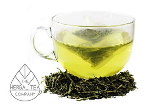 Katzenminze organische Grüner Tee Teemischung Teebeutel mit dem zimtfarbigen Geschmack 100 Satz