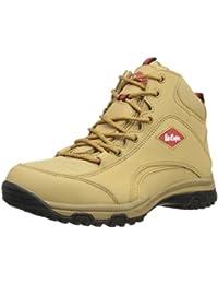 Lee Cooper Workwear S3 Water Resistant Leather Boot, Chaussures de sécurité Adulte Mixte