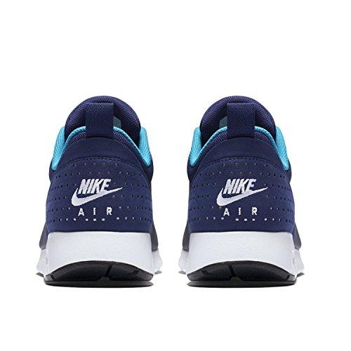 Nike Air Max Tavas, Scarpe da Ginnastica Uomo Blu (Loyal Blue/White-Bl Lagoon-Blk)