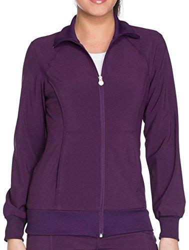 Cherokee Women's Infinity Zip Front Warm-up Jacket Cherokee Warm-up