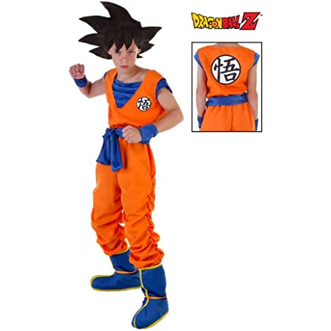 Bayi Co. Boys Child Goku Fancy dress costume