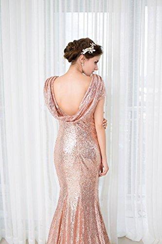 Beauty-Emily -  Vestito  - fasciante - Donna Champagne