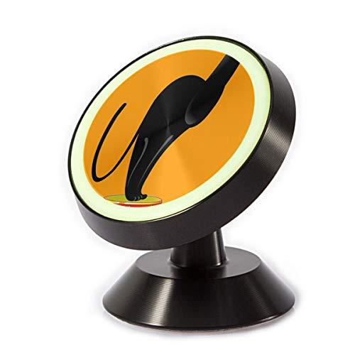 für Car-Circus Panther Handy Auto Halter Magnetisch Universal KFZ Halterung Armaturenbrett Zubehör kompatibel alle Smartphones ()
