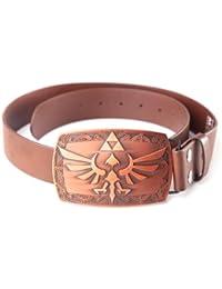 Nintendo Gürtel Zelda Patina (Gürtel+Schnalle)