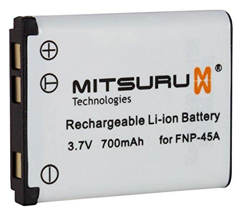 Bateria Mitsuru® per Fuji Fujifilm NP45 NP-45 NP-45A NP-45B Medio NP-45 , e Fuji Fujifilm Finepix JX420JZ300 JZ305 JZ500 JZ505 T200 T205 T300 T305 XP10