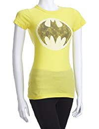 Junk Food Women's Batman Logo T-Shirt