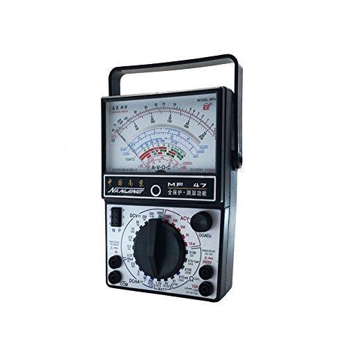XUNQI AC DC Voltmeter Amperemeter Ohmmeter Analog Multimeter Tester 2500 Analoge