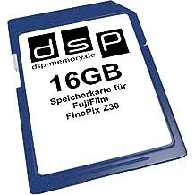 DSP Memory Z-Select 405155739564016GB scheda di memoria per FujiFilm FinePix Z30