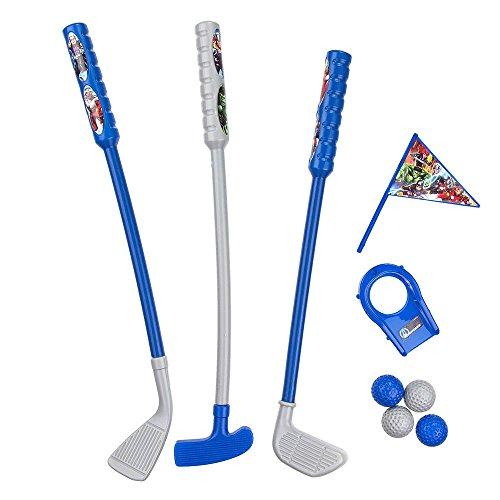 GUIZMAX Jeu de Golf Avengers Disney Enfant
