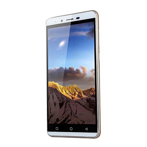 Sonnena Stylisches Design M10S 5.0\'\'Ultrathin Android5.1 Quad-Core 512MB + 4G 3G / GSM-WLAN-Dual-SIM-SIM-Lock-Smartphone