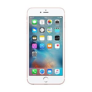 Apple iPhone 6s Plus Rose Gold 16GB (UK Version) SIM-Free Smartphone