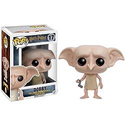 Funko Pop!- Dobby Figura de Vinilo, colección de Pop, seria Harry Potter (6561)