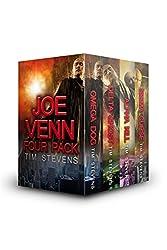 Joe Venn Four Pack (OMEGA DOG, DELTA GHOST, ALPHA KILL, SIGMA CURSE) (Joe Venn Crime Action Thrillers) (English Edition)