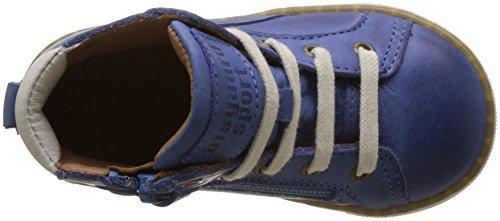 Bisgaard 21806117, Baskets Mixte Bébé Bleu (601/1 Cobalt)