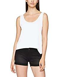 Pieces Pcbillo Tank Top Solid Noos, Débardeur Femme