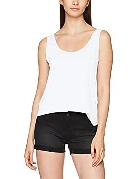 PIECES Pcbillo Tank Top Solid Noos, Camiseta sin Mangas para Mujer