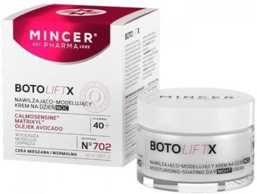 Mincer pharmaceutique botoliftx Masque de crème de nuit anti-rides, forte Lifting 40 + 50 ml