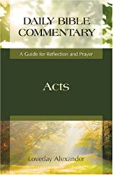 Acts: Daily Bible Commentary: A Guide for Reflection and Prayer