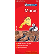 Carte NATIONAL Maroc