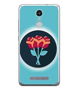 PrintVisa Designer Back Case Cover for Xiaomi Redmi Note 3 :: Xiaomi Redmi Note 3 Pro :: Xiaomi Redmi Note 3 MediaTek (Love Lovely Attitude Men Man Manly)