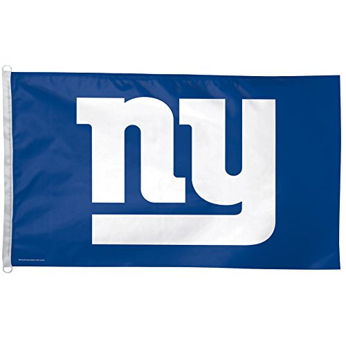 Wincraft NFL Snack-Schale 3-by-5-foot Flagge, New York Giants